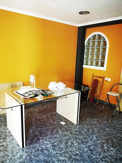 Se vende piso amplio y reformado en Santa Rosa.  - Salon 1