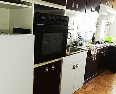 Se vende piso amplio y reformado en Santa Rosa.  - Cocina 2