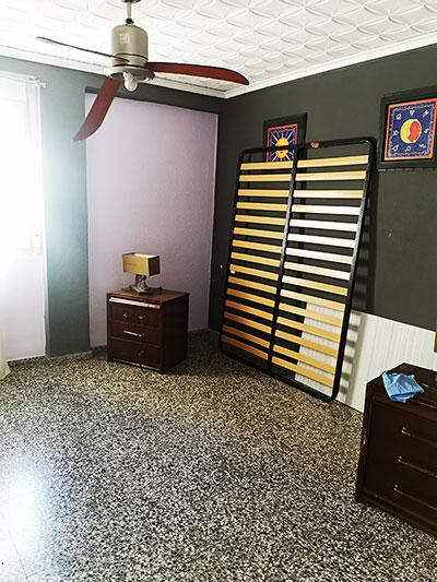 Se vende piso amplio y reformado en Santa Rosa.  - Habitacion 2