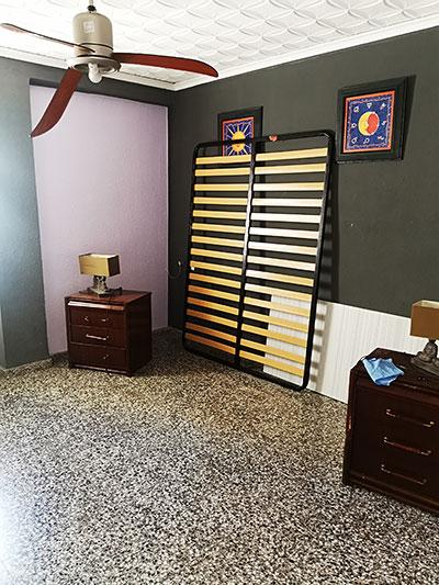 Se vende piso amplio y reformado en Santa Rosa.  - Habitacion 1