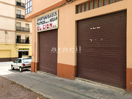 A la venta local comercial en la Zona Norte, Alcoy. - Parsiana 4