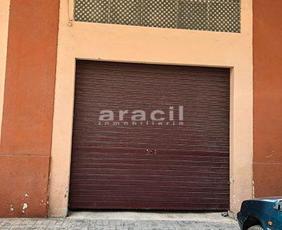 A la venta local comercial en la Zona Norte, Alcoy. - Persiana 3