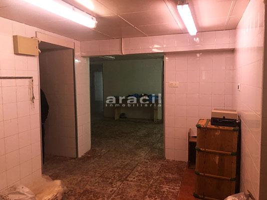 Se vende local semi-sótano en Alcoy. - Habitacion 6