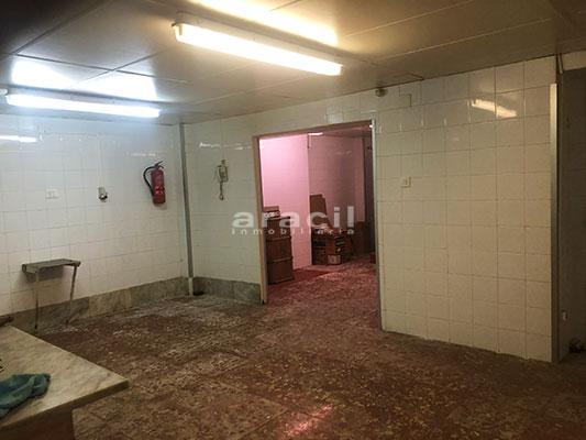 Se vende local semi-sótano en Alcoy. - Habitacion 2