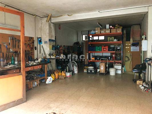 Local cochera/taller a la venta en Santa Rosa, Alcoy. - Garaje Taller 3