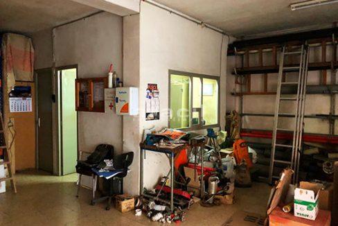 Local cochera/taller a la venta en Santa Rosa, Alcoy. - Despacho 2