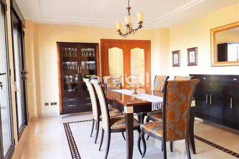 Bonito chalet de 8 habitaciones a la venta en Muro de Alcoy. - Comedor