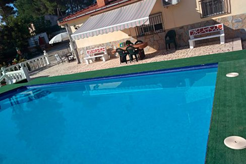 Se vende casa de campo con piscina en Baradello. - Piscina 1