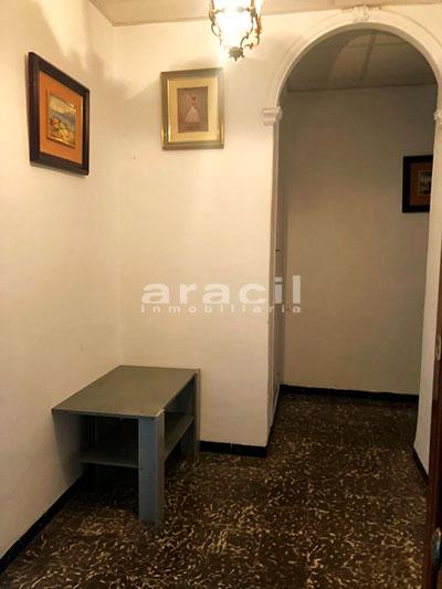 Amplio piso a la venta en Ensanche - Alcoy. - Pasillo 2