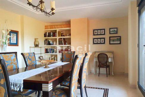 Bonito chalet de 8 habitaciones a la venta en Muro de Alcoy. - Comedor 4