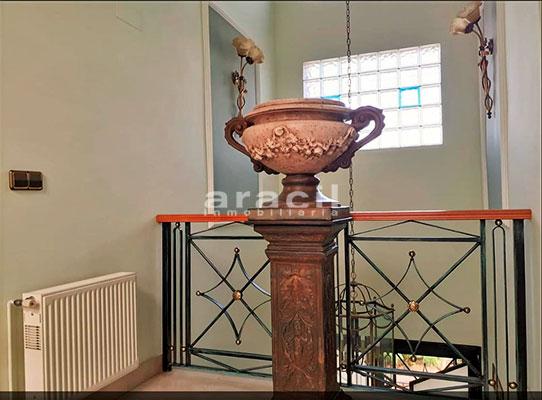 Bonito chalet de 8 habitaciones a la venta en Muro de Alcoy. - Escaleras 2