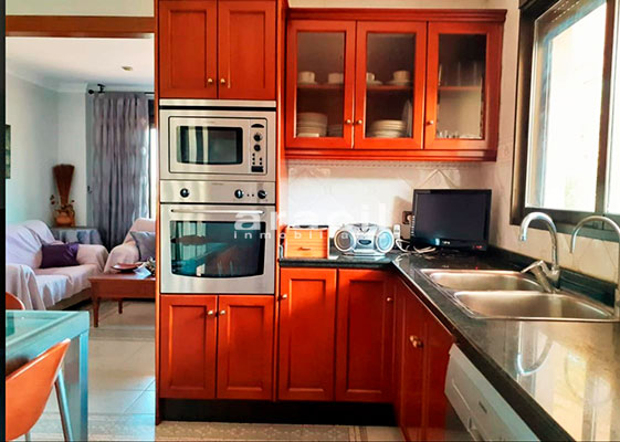 Bonito chalet de 8 habitaciones a la venta en Muro de Alcoy. - Cocina 2