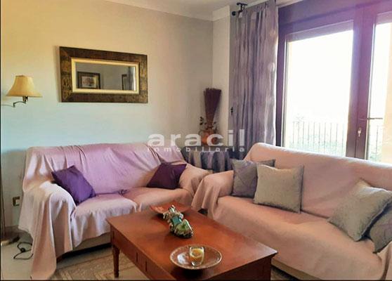 Bonito chalet de 8 habitaciones a la venta en Muro de Alcoy. - Salon
