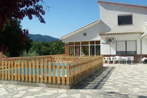 Bonito chalet con sauna a la venta en Baradello. - Piscina 3