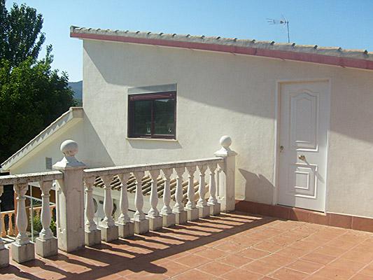 Bonito chalet con sauna a la venta en Baradello. - Terraza 1