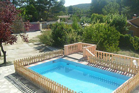 Bonito chalet con sauna a la venta en Baradello. - Piscina 1