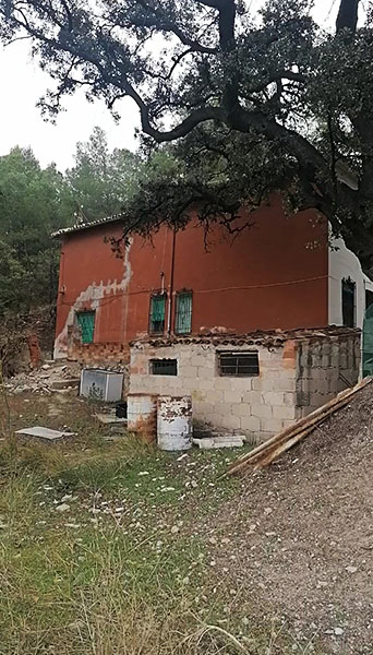 Se vende casa de campo para restaurar. - Exterior 1