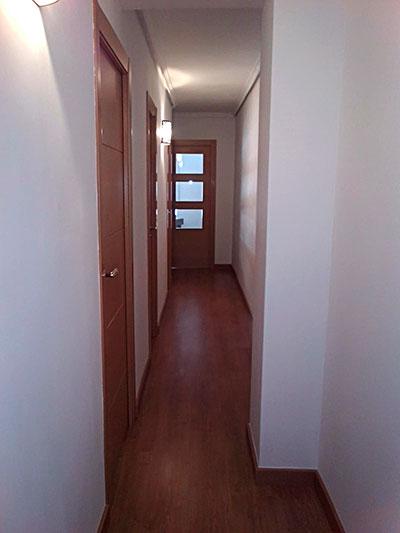 Bonito piso a buen precio en la Zona Alta, Alcoy. - Pasillo 2