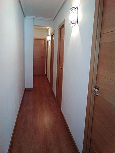 Bonito piso a buen precio en la Zona Alta, Alcoy. - Pasillo