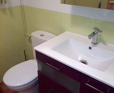 Bonito piso a buen precio en la Zona Alta, Alcoy. - Baño 3