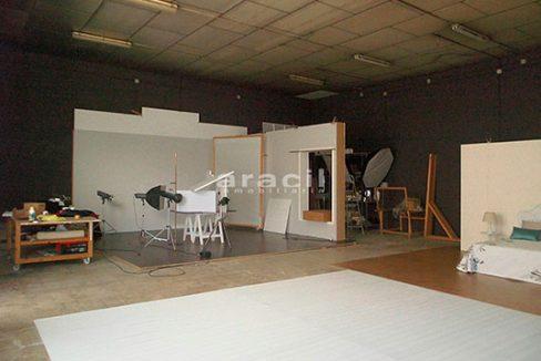 Local totalmente diáfano a la venta en Zona Alta, Alcoy. - Sala 2