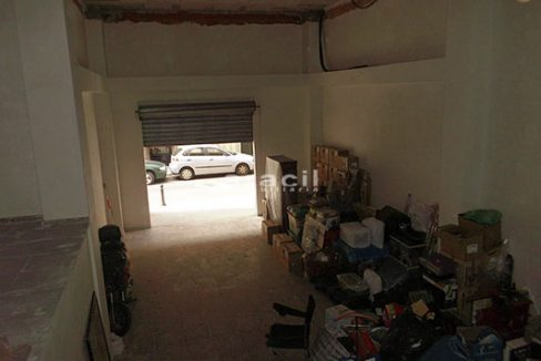 A la venta local comercial en Zona Alta - Alcoy. - Espacio 4