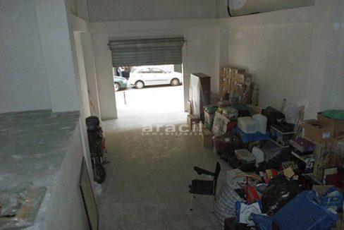 A la venta local comercial en Zona Alta - Alcoy. - Espacio 3