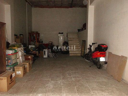 A la venta local comercial en Zona Alta - Alcoy. - Espacio
