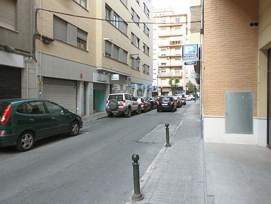 A la venta local comercial en Zona Alta - Alcoy. - Calle