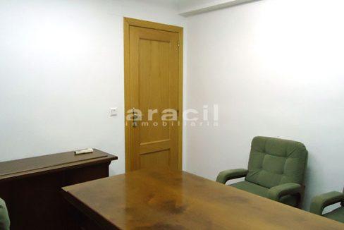 Se vende local oficina con aire acondicionado en Alcoy. - Despacho 5