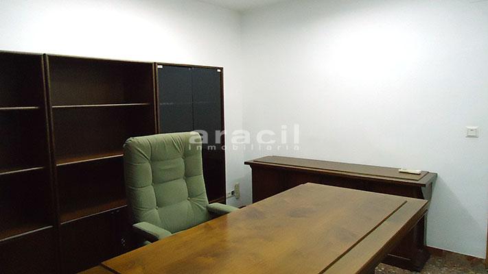 Se vende local oficina con aire acondicionado en Alcoy. - Despacho 4