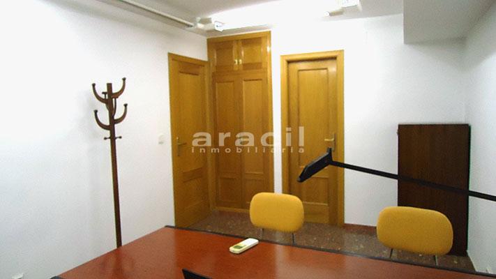 Se vende local oficina con aire acondicionado en Alcoy. - Despacho 3