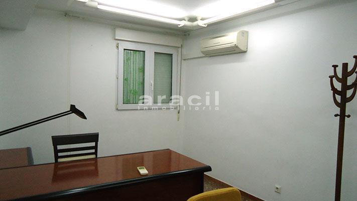 Se vende local oficina con aire acondicionado en Alcoy. - Despacho 2