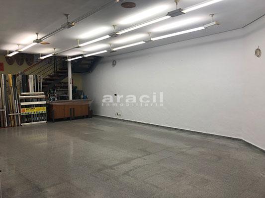 Local/ferretería de grandes dimensiones a la venta o alquiler con traspaso en el Centro de Alcoy. - Planta baja 7