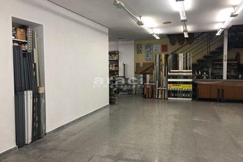 Local/ferretería de grandes dimensiones a la venta o alquiler con traspaso en el Centro de Alcoy. - Planta baja 6