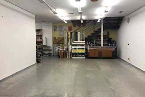 Local/ferretería de grandes dimensiones a la venta o alquiler con traspaso en el Centro de Alcoy. - Planta baja 5