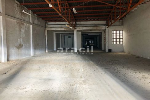 Extenso local de 540 m2 a la venta en Alcoy. - Sala 3