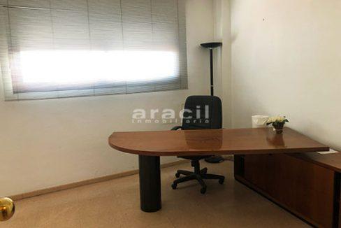 A la venta dos amplias oficinas divisibles en Ensanche. - Oficina 4