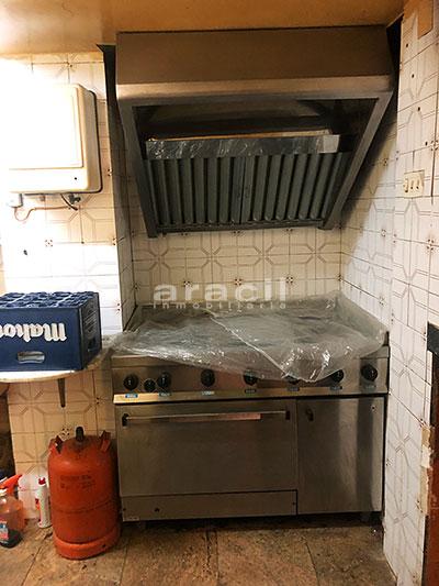 Local adaptado para hostelería a la venta en el centro. - Cocina
