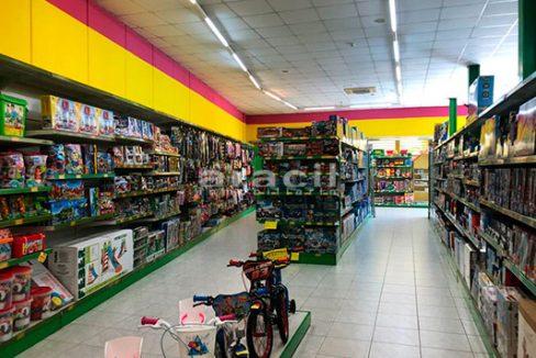 Local comercial de grandes dimensiones a la venta en la salida de Alcoy. - Pasillo 2