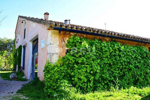 Masía agrícola de grandes dimensiones a la venta en Mariola. - Exterior 10