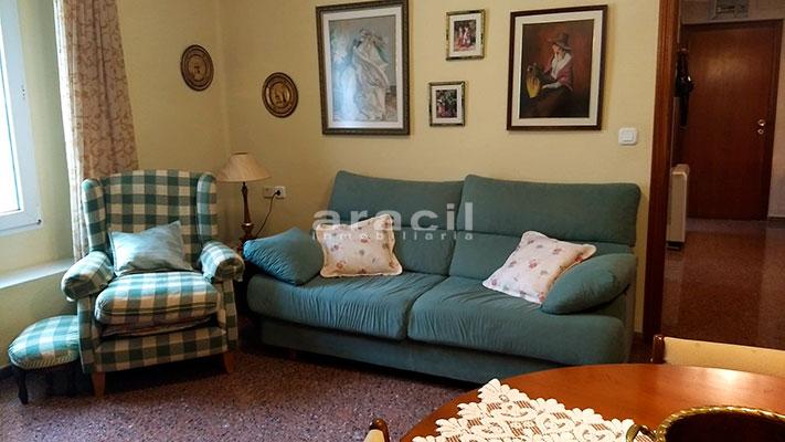 Amplio piso a la venta en Alcoy. - Salon 6