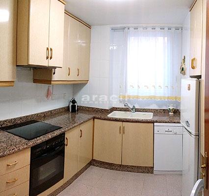 Amplio piso a la venta en Alcoy. - Cocina 4