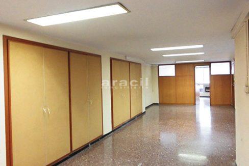 Se alquila oficina de gran tamaño en Alcoy. - Sala 3