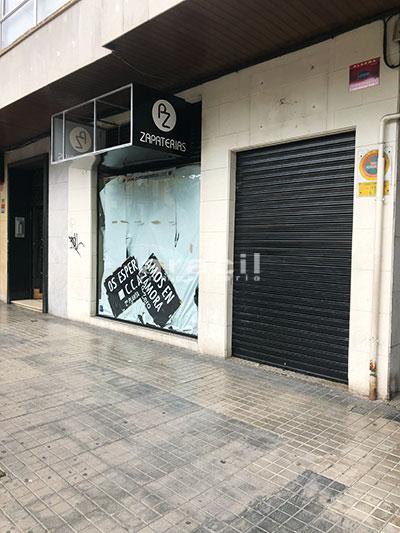 Amplio local en alquiler en Alameda - Alcoy. - Calle 3
