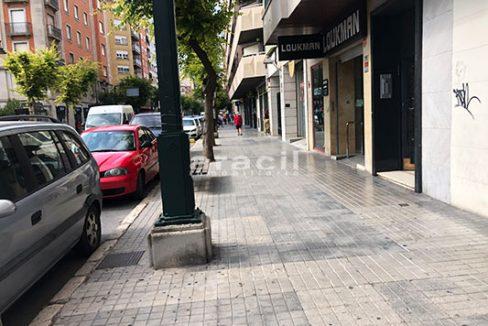 Amplio local en alquiler en Alameda - Alcoy. - Calle 2