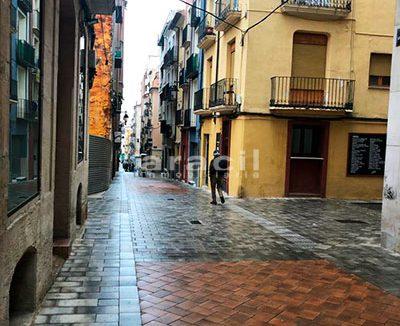 Bonito local comercial en pleno centro de Alcoy. - exterior