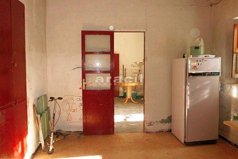 Singular masía de gran tamaño a la venta en Alcoy. - cocina
