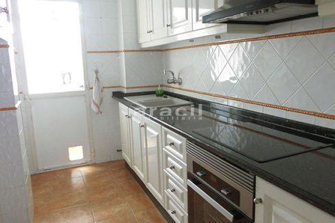 Bonito piso en perfecto estado a la venta en Alcoy. - cocina1