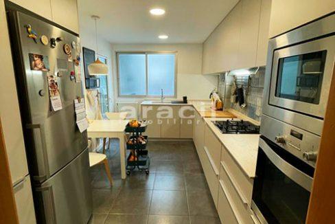 Bonito piso moderno reformado a la venta en Santa Rosa. - cocina1